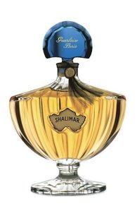 Shalimar by Guerlain, 1925 Vintage Perfume