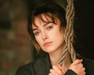 Elizabeth Benet as Keira Knightley