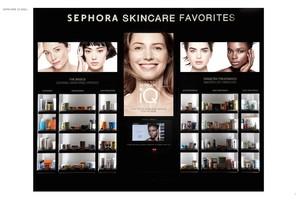 Scentsa Skincare Finder in Sephora - Jan Moran